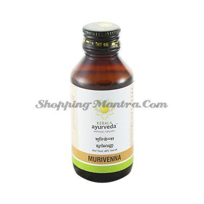 Лечебное масло Муривенна Керала Аюрведа / Kerala Ayurveda Murivenna Thailam
