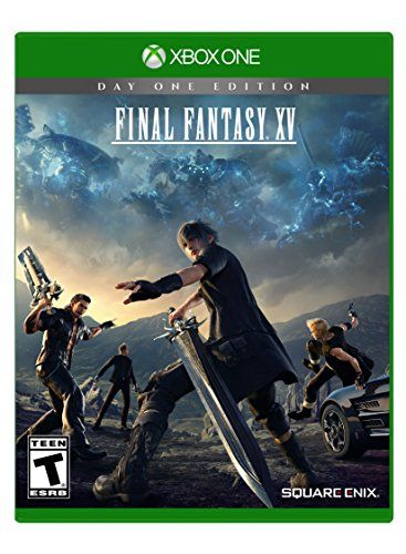 Игра Final Fantasy XV (Xbox One, рус субтитры)