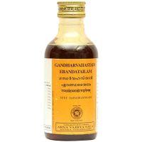 Лечебное масло Гандхарвахастади Коттаккал / AVS Kottakkal Gandharvahastadi Eranda Tailam
