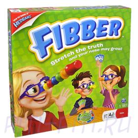 Настольная игра Spin Master Fibber  Спин Мастер Фиббер