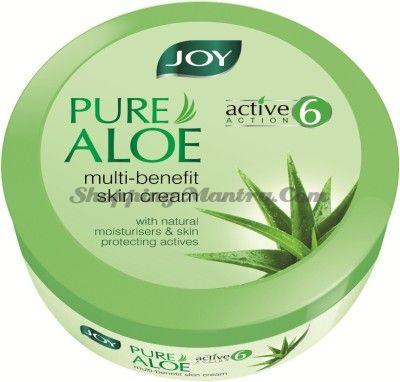Многофункциональный крем Чистый Алоэ Джой / Joy Cosmetics Pure Aloe All Purpose Cream