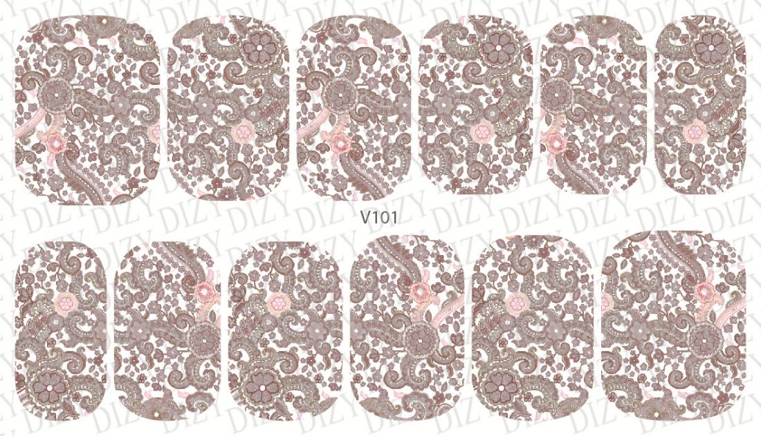 Слайдер дизайн DIZY, арт. V101-01
