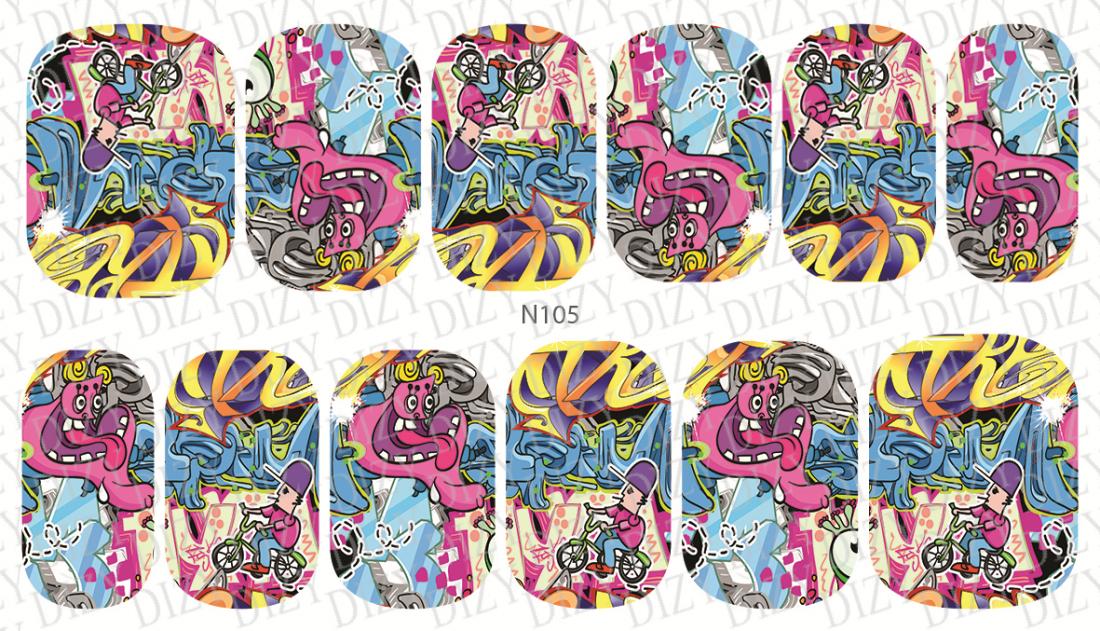 Слайдер дизайн DIZY, арт. N105-01