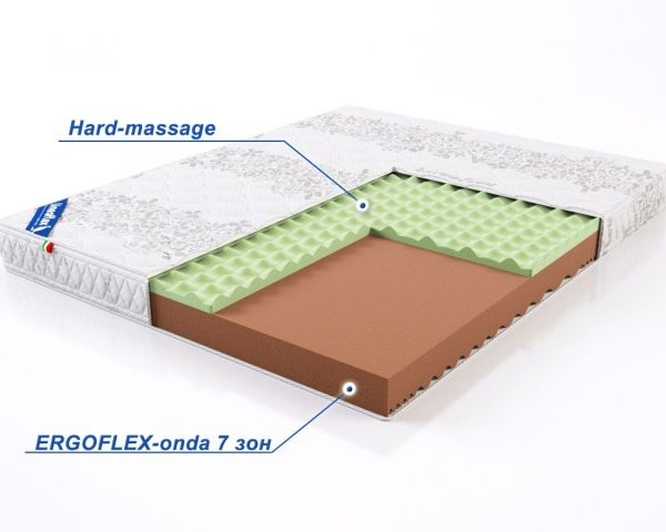 Матрас Ergomassage | FormaFlex Lineaflex