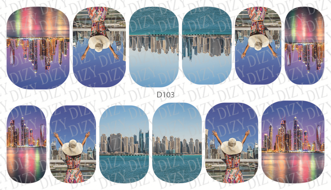 Слайдер дизайн DIZY, арт. D103-01