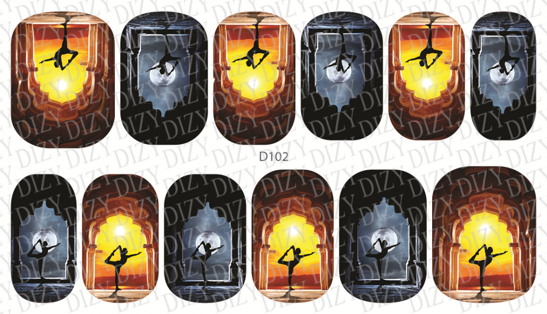 Слайдер дизайн DIZY, арт. D102-01