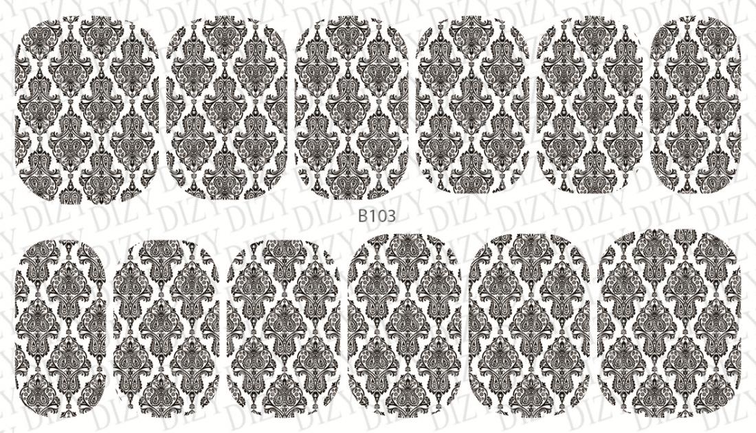 Слайдер дизайн DIZY, арт. B103-01