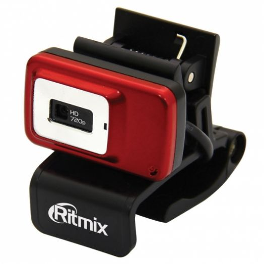 Web-камера Ritmix RVC-053M HD720P