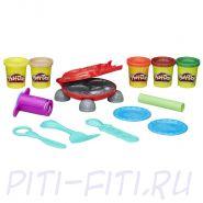 PLAY-DOH Игровой набор Бургер Гриль