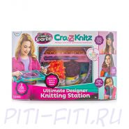 Cra-Z-Knitz Крейзи Нитс Вязальная станция большая