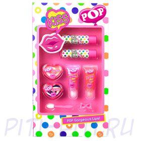 Markwins  POP Набор детской декоративной косметики для губ
