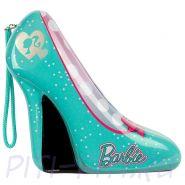 Markwins  Barbie Набор детской декоративной косметики в туфельке зеленый