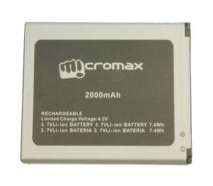 Аккумулятор Micromax A106 Canvas Viva/Unite 2/Q338/Q340 Оригинал