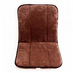 Накидка на сиденье автомобиля из овечьей шерсти Брунс