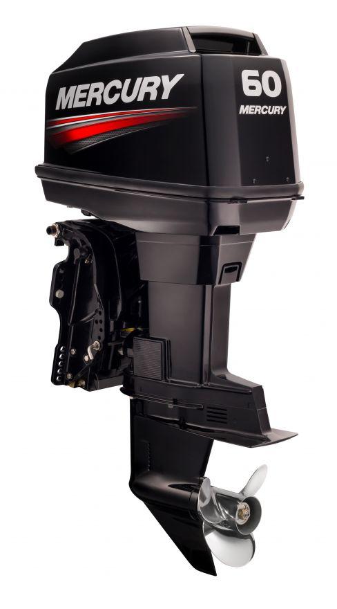 Мотор Mercury 60 ELPTO