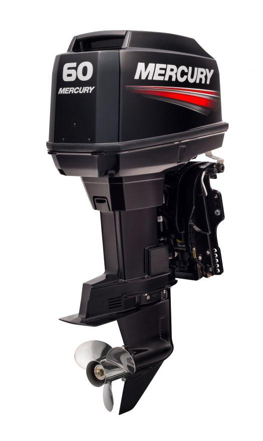 Мотор Mercury 60 EO