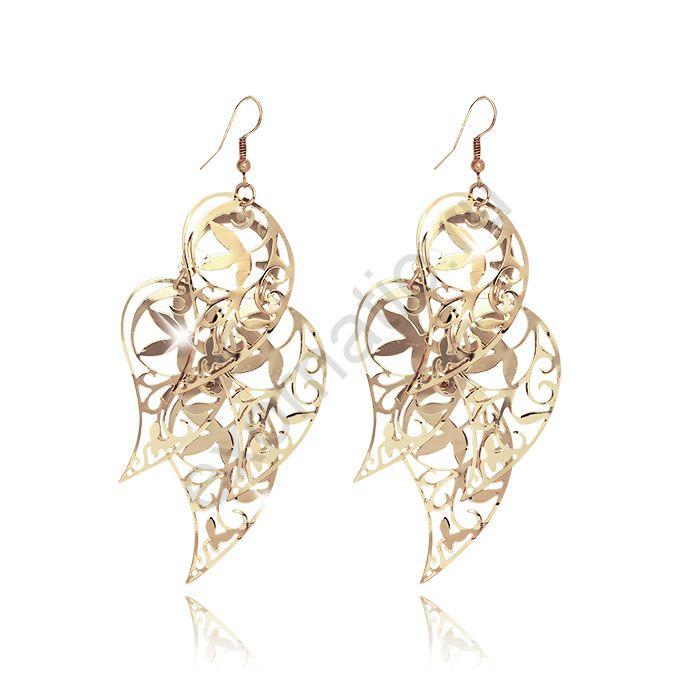 Серьги Mia Collection 52060-9529. Серьги под золото