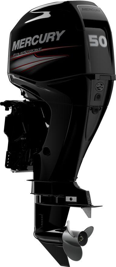 Мотор Mercury F 50 ELPT EFI