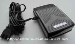 Педаль для швейной машины / оверлока HKT 72 C. Цена 1000 руб.