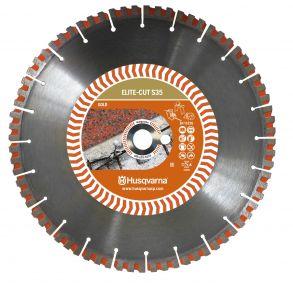 Диск алмазный HUSQVARNA ELITE-CUT S35-350-20,0/25,4