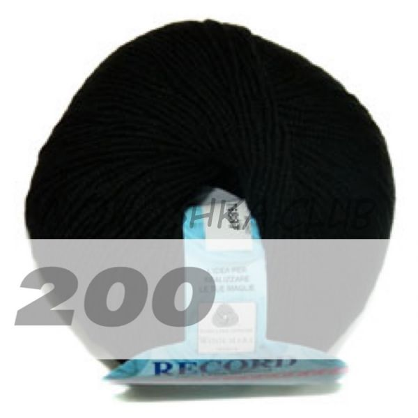 Чёрный Record BBB (цвет 200)