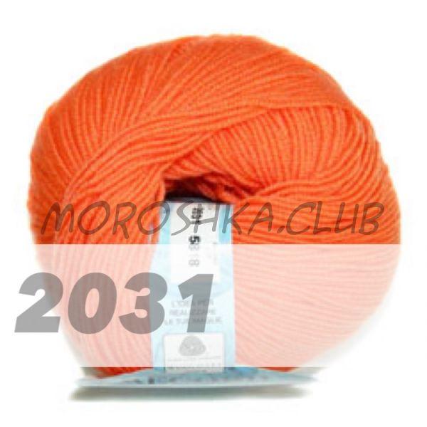 Оранжевый Record BBB (цвет 2031), упаковка 10 мотков