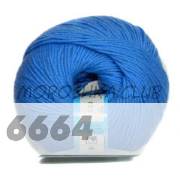 Голубой Record BBB (цвет 6664), упаковка 10 мотков