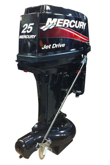 Мотор Mercury Jet 25MLH