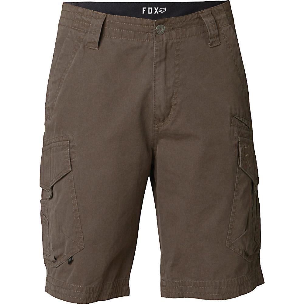 Fox - Slambozo Cargo Solid Short шорты, коричневые