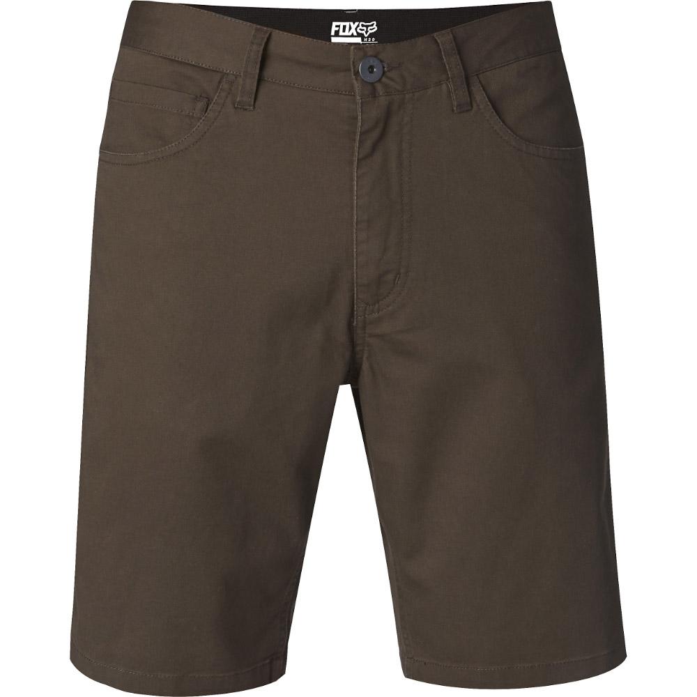 Fox - Blade Short Chocolate шорты, коричневые
