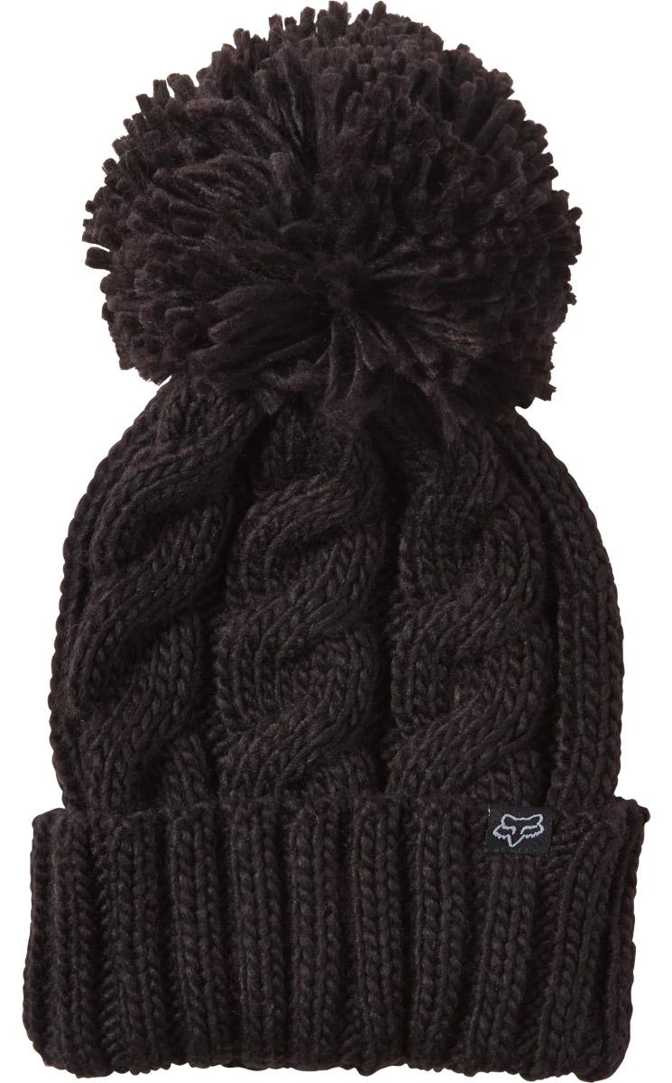 Fox - Valence шапка женская, черная