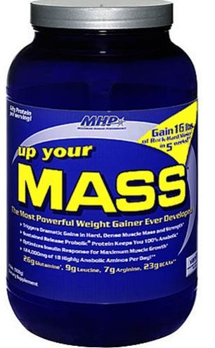 MHP - Up Your Mass (908 г)