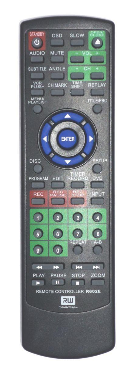 ELENBERG R602E, ROLSEN R602E (DVDR-610)