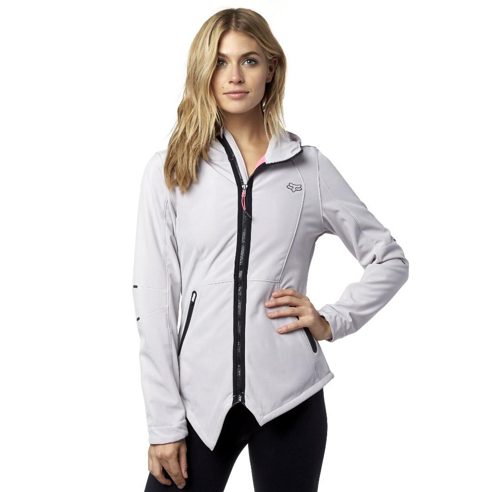 Fox - Hailstorm Stone куртка женская, белая