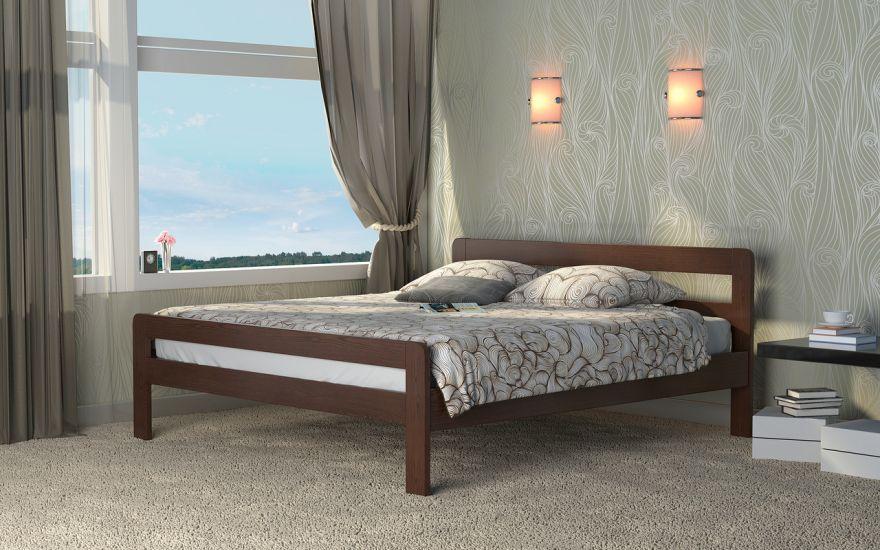 Кровать Кредо (массив ясеня) | DreamLine