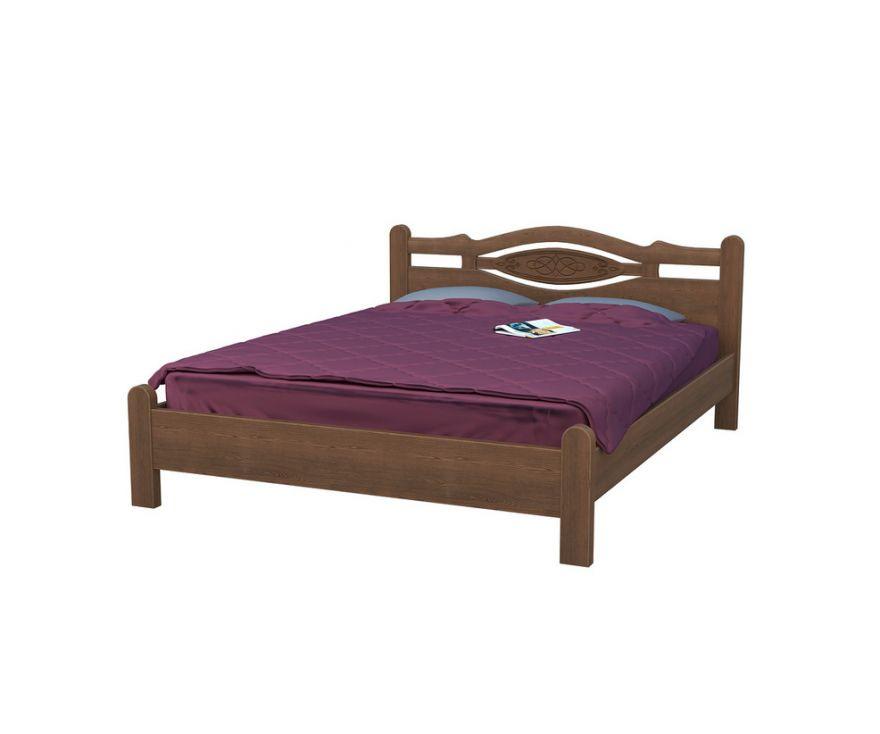 Кровать Орден 1 (массив бука) | DreamLine