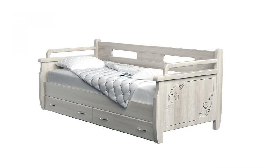 Кровать-тахта Тахта №2 (массив бука) | DreamLine