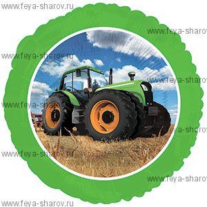 Шар Трактор 46 см