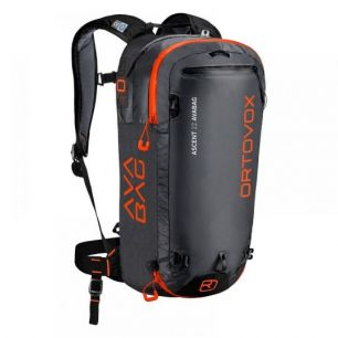 ORTOVOX Ascent Avabag 22L anthracite