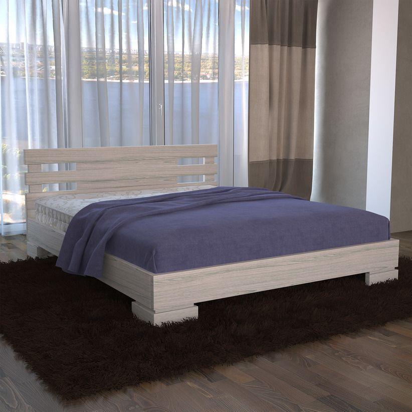 Кровать Варна 1 (массив бука) | DreamLine