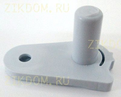 Упор двери средний правый для холодильника Indesit, Stinol C00857188