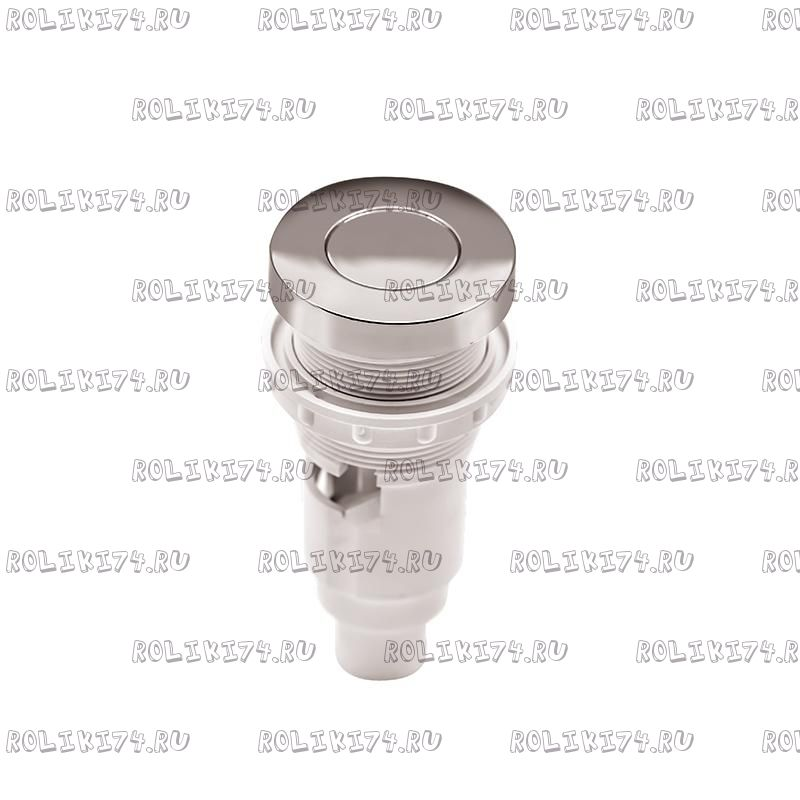 Кнопка-регулятор Комби-4 Премиум хром