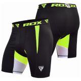 Компрессионные шорты RDX X3 GREEN