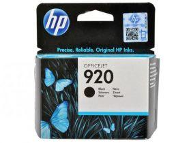 Картридж оригинальный HP №920 CD971AE (черный)
