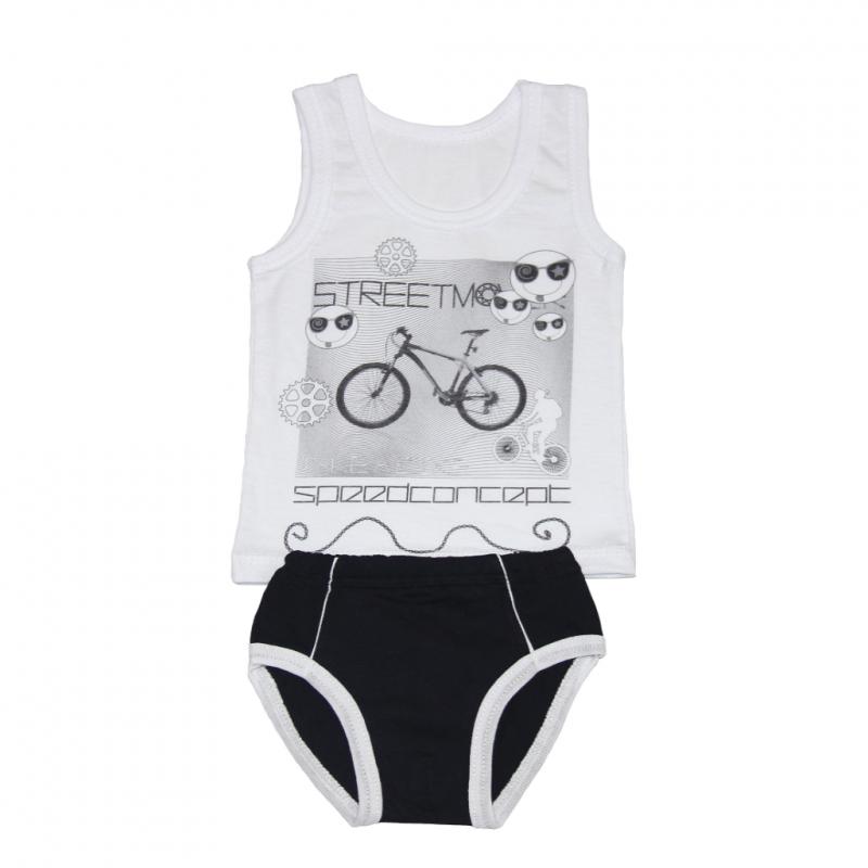 Комплект для мальчика Велосипед