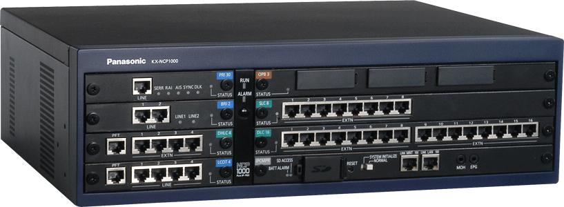 АТС Panasonic KX-NCP1000