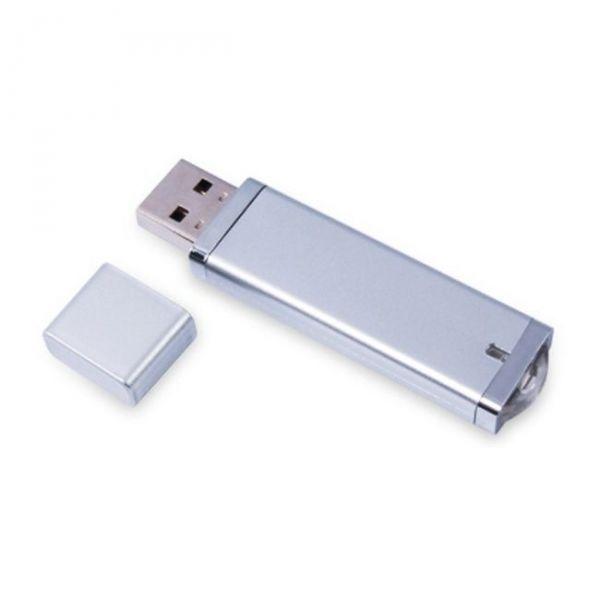 4GB USB-флэш корпус для флешки Apexto U206, серебро