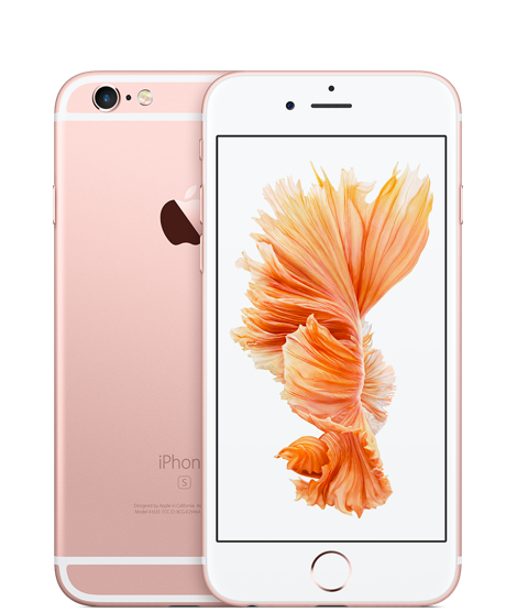 Apple iPhone 6S Plus 64GB LTE Rose Gold (MKU92RU/A)