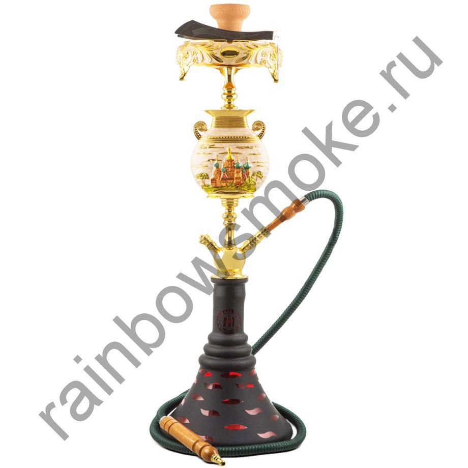Кальян Magix Moscow Gold & Black (Маджикс Москва золотой и чёрный)