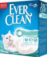 EVER CLEAN Aqua Breeze Комкующийся наполнитель с ароматом морской свежести (10 л)